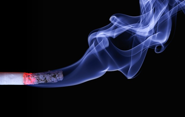 Smoking thickens the heart's walls and reduces function