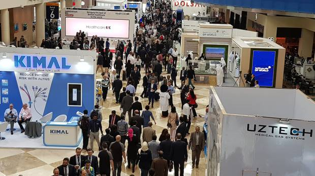 Arab Health 2018 to conclude soon