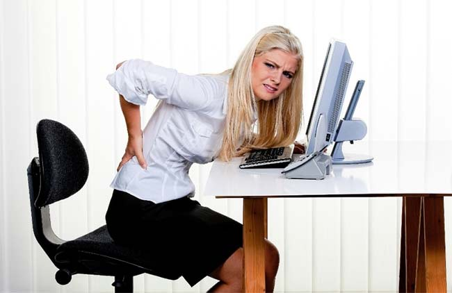 Sitting too much has associated health risks