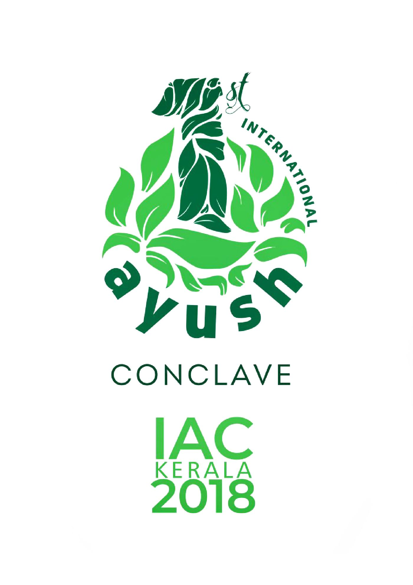 Kerala, home to 1st International AYUSH Conclave