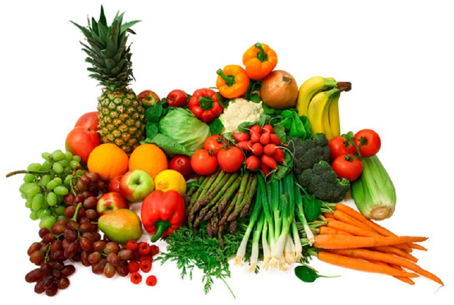Eating More Fruits and Vegetables Builds Stronger Bones