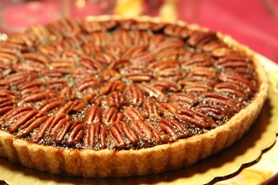 Ideas for a Guilt-free Pecan Pie