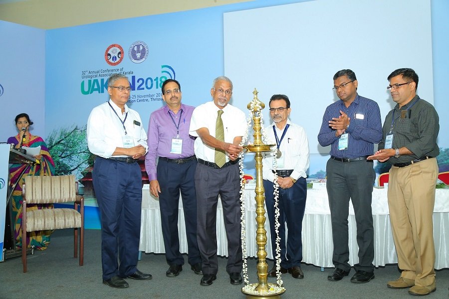 Urologists Hold Scientific Conference on Management of Enlarged Prostate