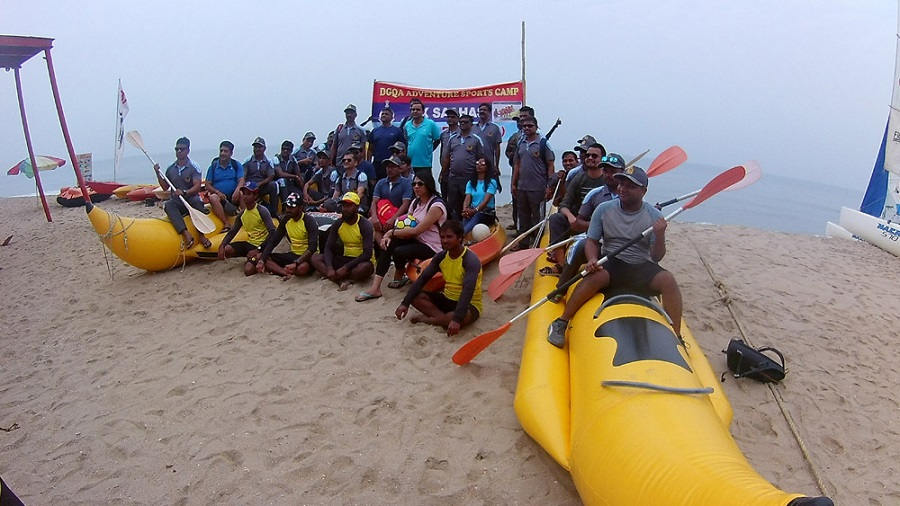 Army Team Gives a Leg up to Kerala's Adventure Tourism