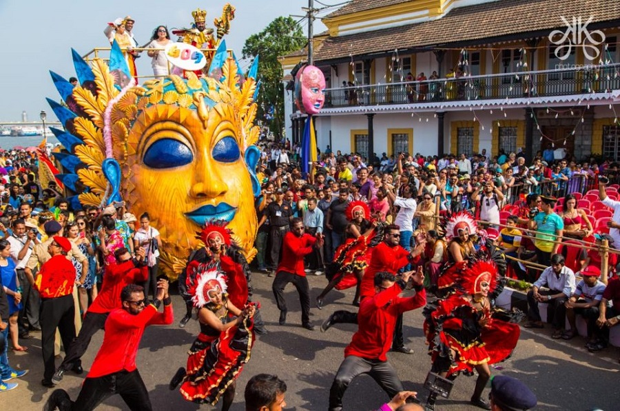Enable Travel Crafts Accessible Holiday Packages for the Goa Carnival 2019