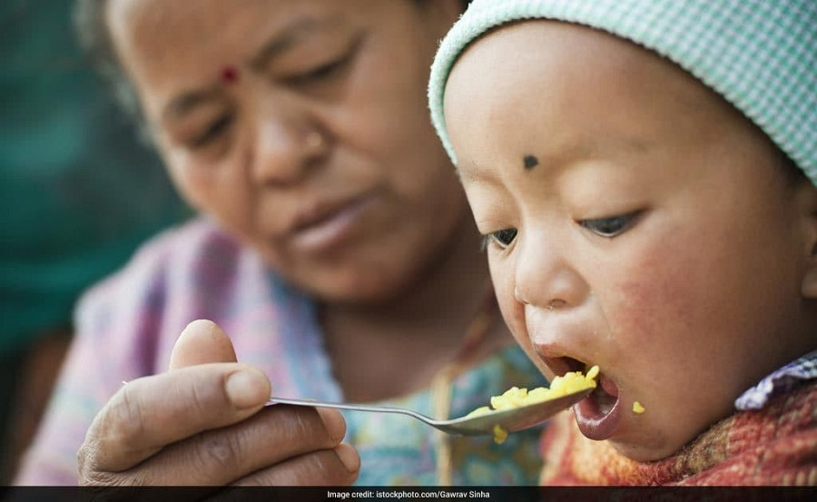 Rs 9,000 cr Earmarked to Address issue of Malnutrition