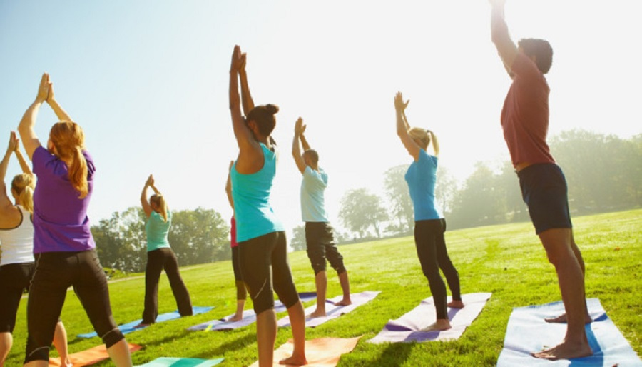 Yoga Can Help Cope with Mental Illness