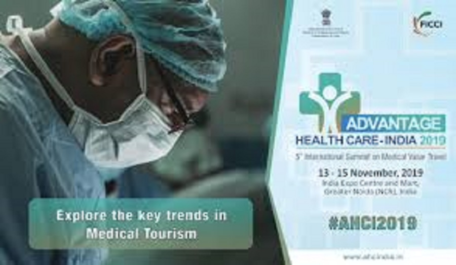 Advantage Health Care - India 2019 at Greater Noida from Nov 13 to 15, 2019