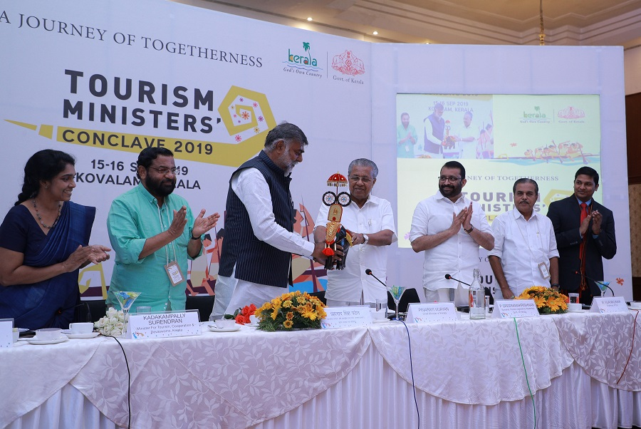 Tourism Ministers' Conclave Demands Reduction in GST on Hotel Rooms