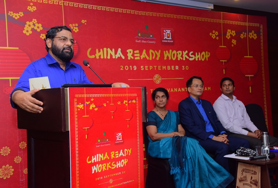 Tourism Minister Calls for Attracting more Chinese Travellers to the State