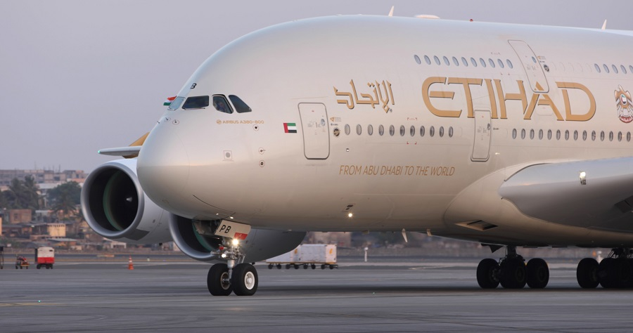 Start the Year Right with the Etihad Airways Global Sale