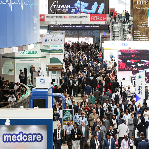 Arab Health 2020 kicks off