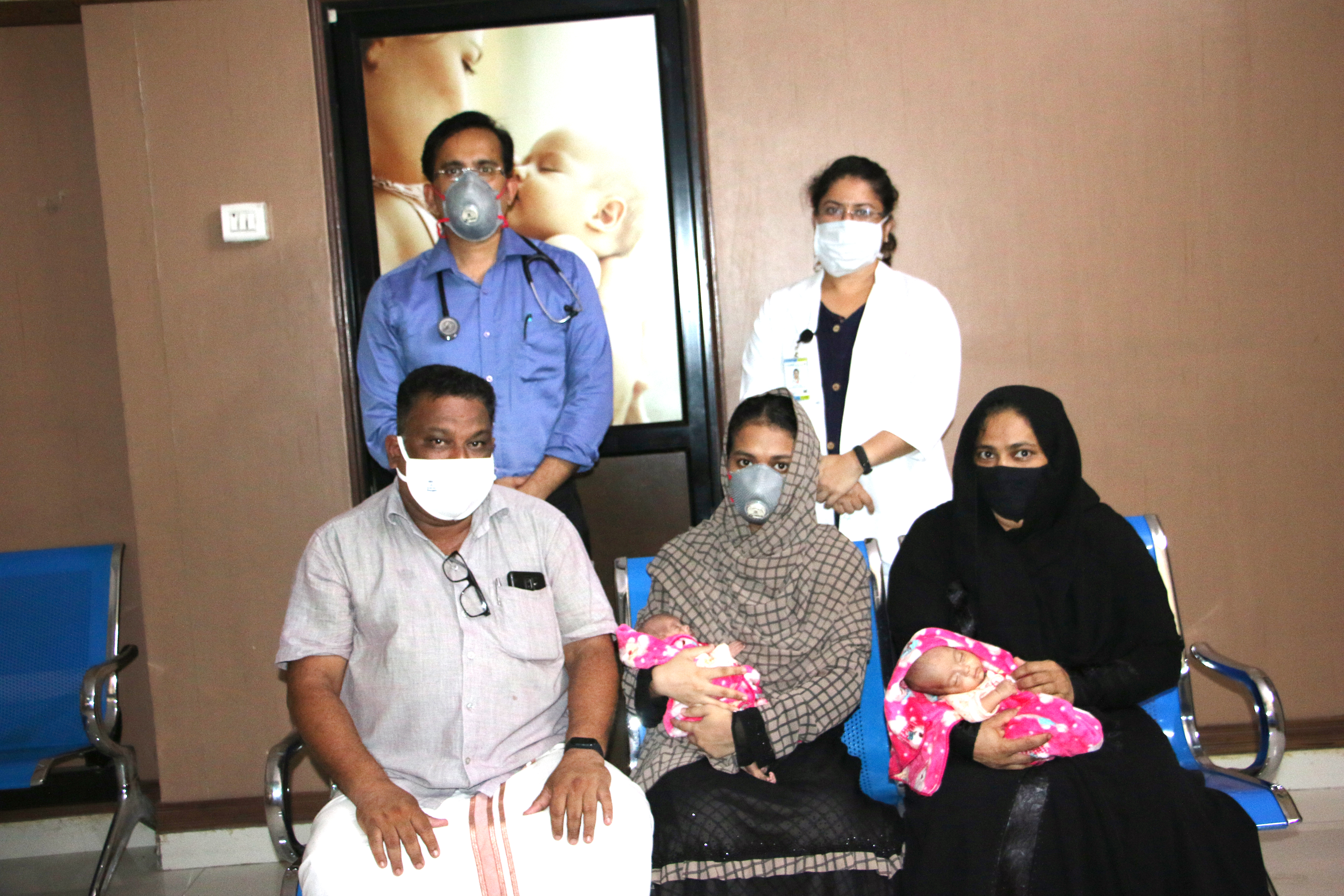 India's 'tiniest' baby released from Kochi hospital