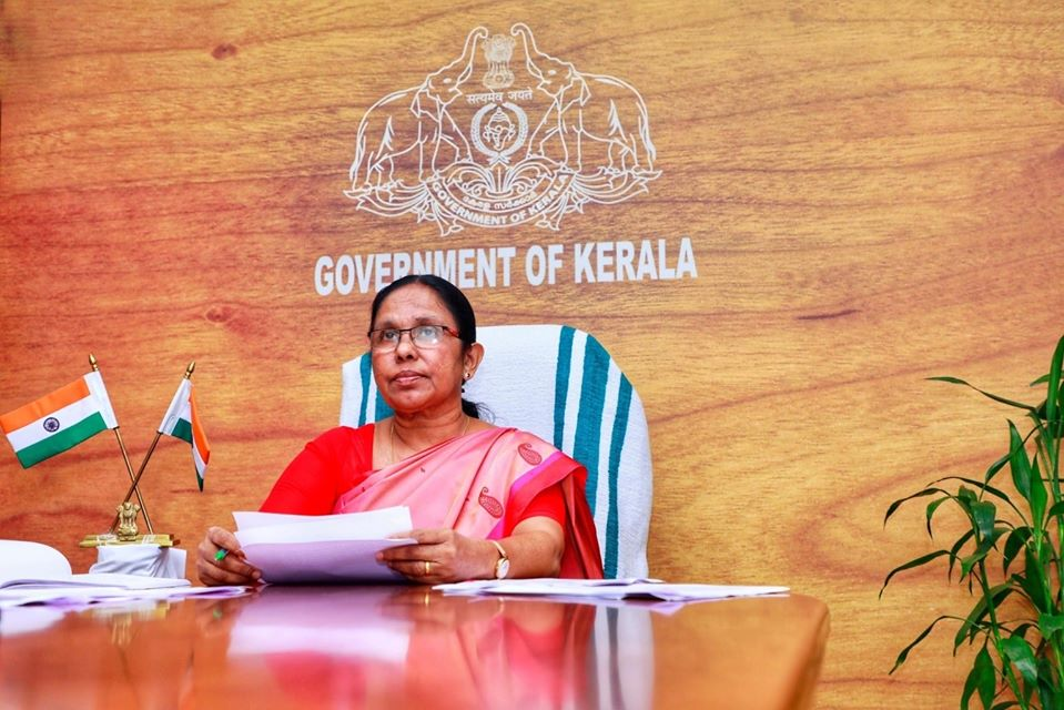 Kerala Health minister among world leaders invited to speak on UN Public Service Day