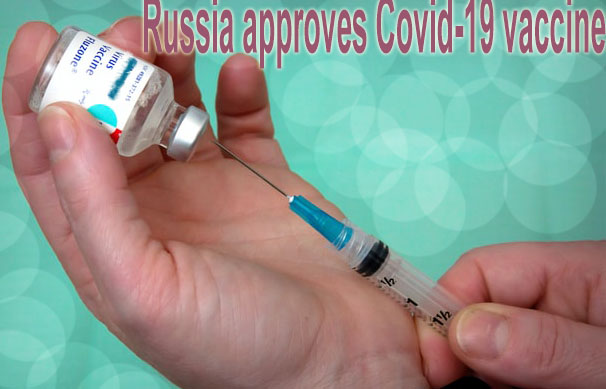 Russia, the first country to approve Covid-19 vaccine